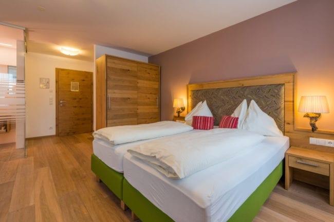 Dachstein Zimmer im Hotel Post Radstadt im Salzburger Land