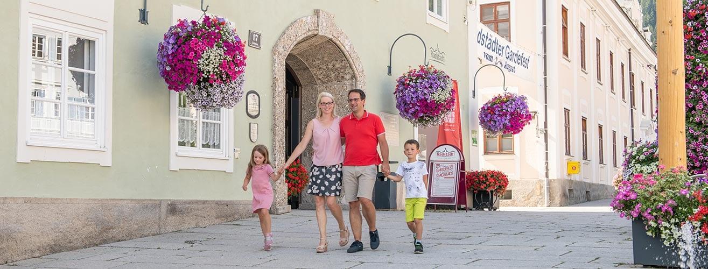 Ihre Anreise nach Radstadt, Salzburger Land