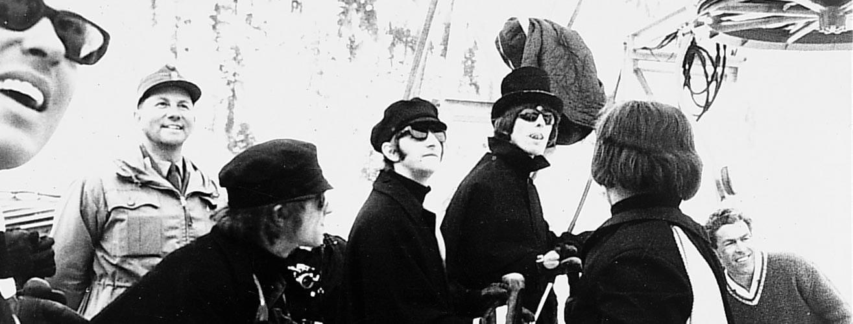 Die Beatles zu Gast im Hotel Post in Radstadt