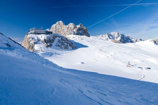 Dachsteingletscher - Ausflugsziel