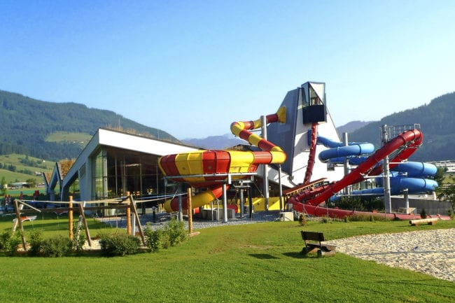 Erlebnis-Therme Amadé, Ausflugsziel im Salzburger Land