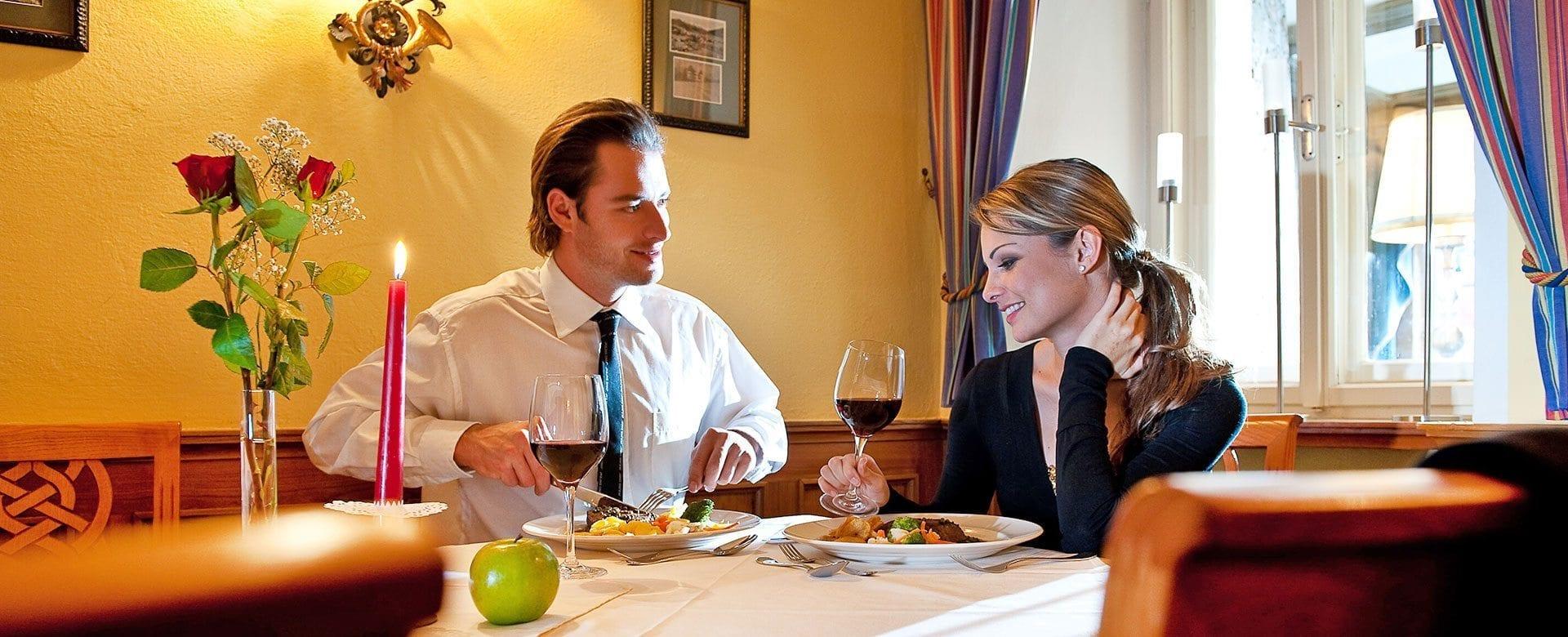 Essen - Mittagstisch & Speisekarten im Gesundheits- & Vitalhotel Post in Radstadt, Salzburger Land