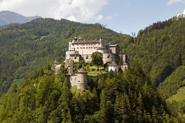 Festung Hohenwerfen, Ausflugsziel im Salzburger Land