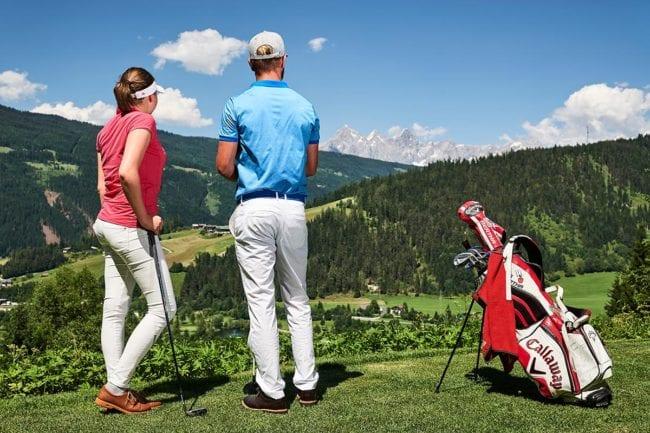 Golfclub Radstadt –Meisterschaftsplatz, 9-Loch-Course uvw.