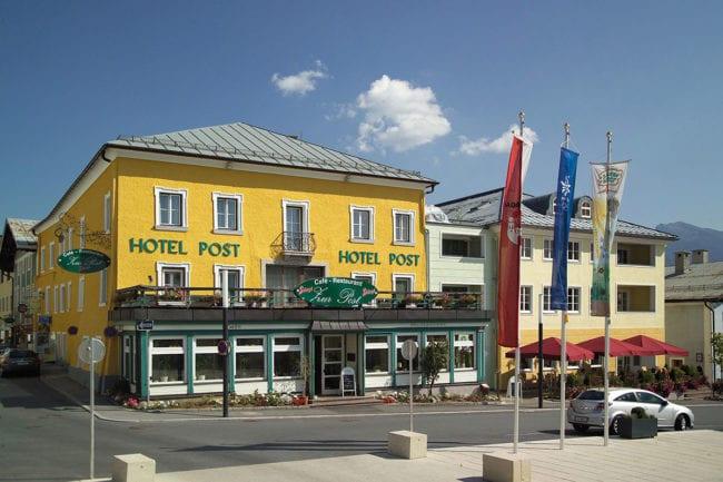 3 Sterne Hotel Post in Radstadt, Salzburger Land