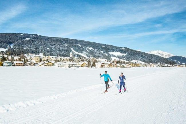 Langlaufen · Winter- & Skiurlaub in Radstadt, Ski amadé, Salzburger Land