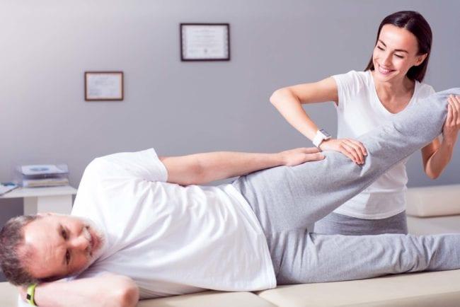 Physiotherapie im Hotel Post in Radstadt