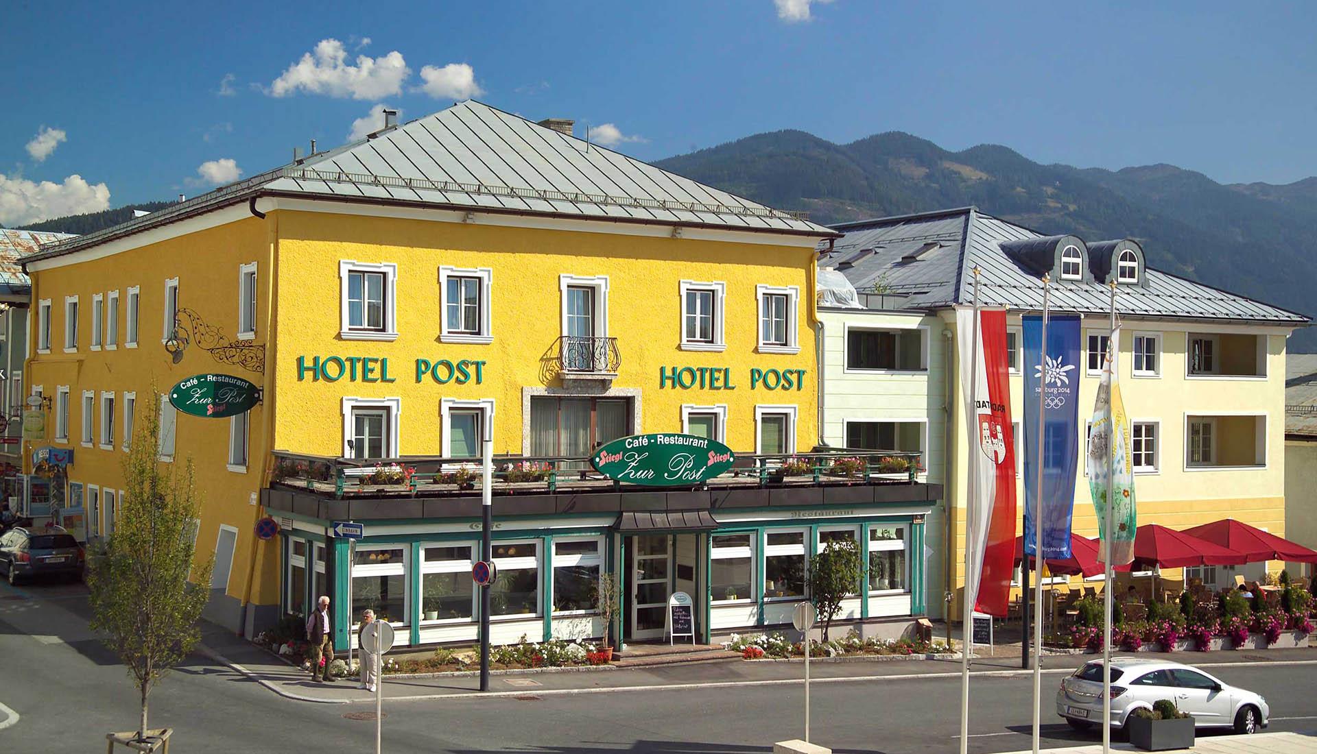 Gesundheits- & Vital-Hotel Post - Radstadt im Salzburger Land