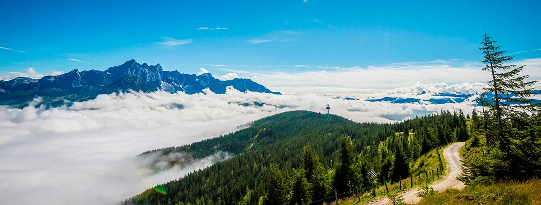 Salzburger Gipfelspiel in Radstadt & in der Region