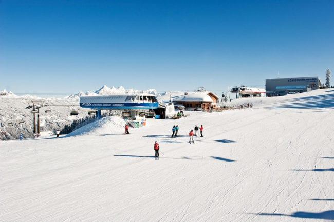 Skifahren mit Margit · Inklusivleistungen im Hotel Post