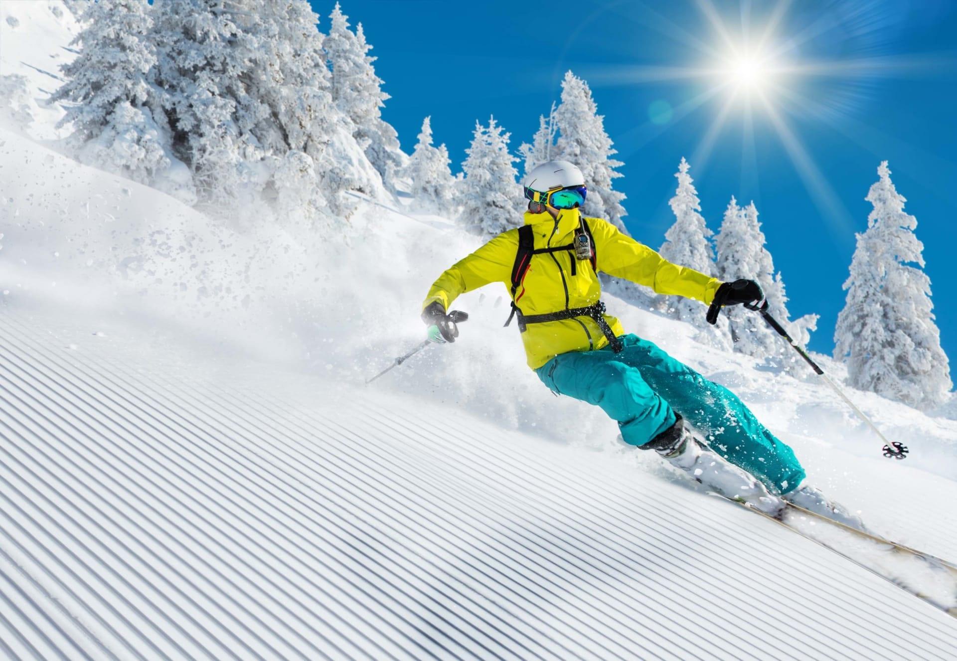 Skifahren 3 18