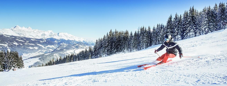 Skiurlaub Landingpage · Hotel Post
