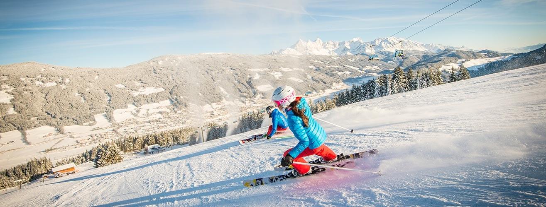 Skifahren · Winter- & Skiurlaub in Radstadt, Ski amadé, Salzburger Land