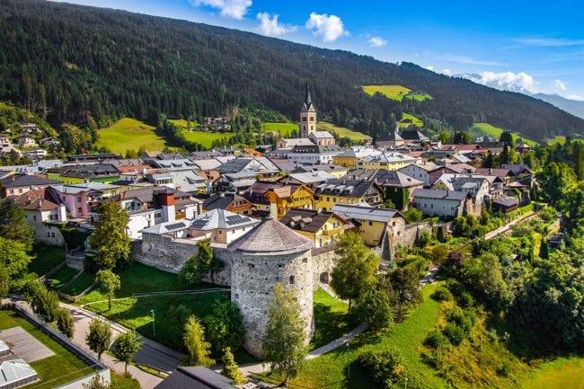 Stadttürme in Radstadt, Salzburger Land