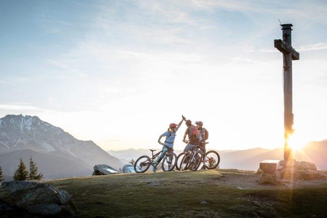 Stoneman Taurista - Bike-Trail in der Salzburger Sportwelt