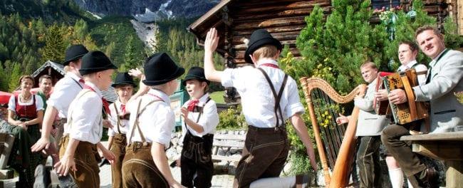 Veranstaltungen im Salzburger Land