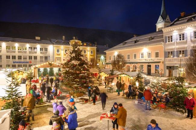Weihnachtsmarkt in Radstadt