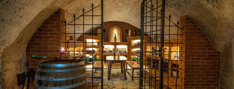 Weinkeller im Posthotel Radstadt