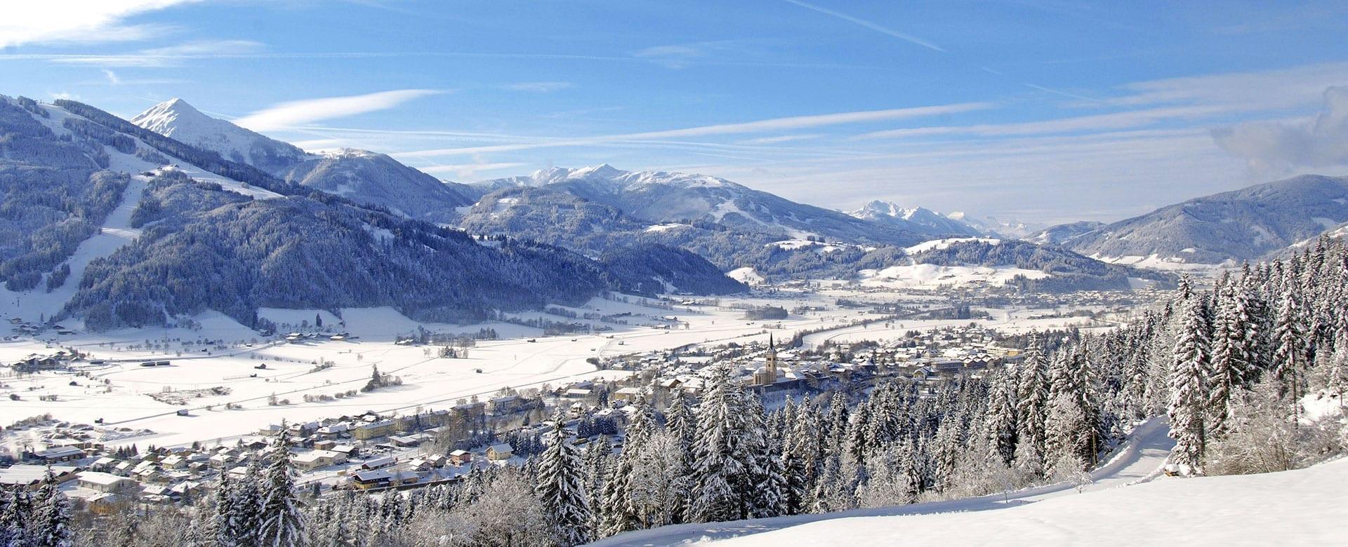 Wetter in Radstadt, Salzburger Land –Ski amadé