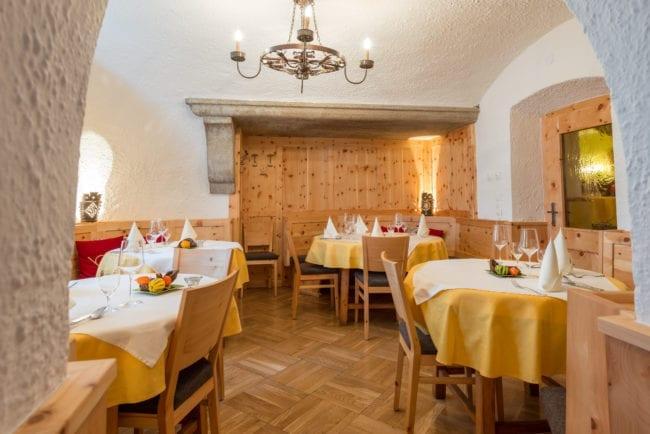 Zirbenstüberl im Hotel Post Radstadt